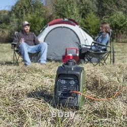 1000 Watt Inverter Generator Portable Camping TAILGATING HOME RV GAS POWERED NEW