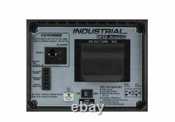 2,200-Watt Recoil Start Gasoline Powered Industrial Portable Inverter Generator