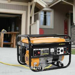 4000-Watt Super Quiet Portable RV Ready Gas Powered Inverter Generator Emergency