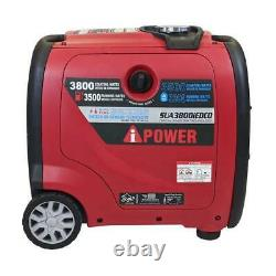 A-IPOWER 3800 Watts Dual Fuel Gasoline/Propane Inverter Generator Electric Start