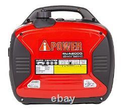 A-iPower 2000 Watt Portable Inverter Generator