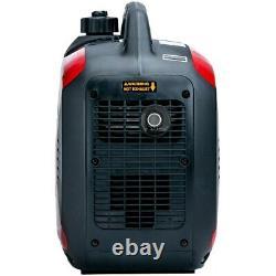 A-iPower SUA2000i 1600 Watt RV-Ready Portable Inverter Generator with Paralle