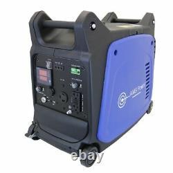 AIMS 3200 Watt Portable Pure Sine Inverter Generator CARB/EPA Compliant