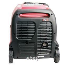 AIPOWER 3800 Watts Recoil Start Gasoline Powered Inverter Generator SUA3800I