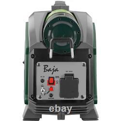 Baja Inverter Generator 900-Watt Auto Idle Control Muffler Propane Powered