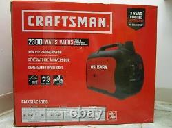 Brand new Craftsman CMXGIAC3000 2300 Watts Portable Inverter Generator