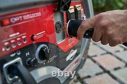 Briggs & Stratton 6500 Watt Inverter Generator Gas Portable Quiet 120V 240V