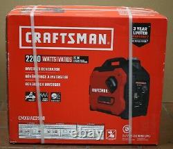 CRAFTSMAN Craftsman 2500i- 2500 Watt Portable Inverter Generator #C0010250