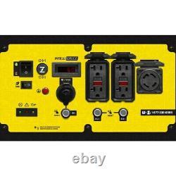 Champion 100519 5000 Watt Digital Hybrid Open-Frame Inverter Generator with Q