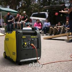 Champion 200992 3650 Watt RV Ready Inverter Generator with Quiet Technology