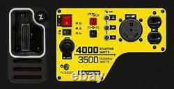 Champion 4000-Watt RV Ready DH Series Open Frame Inverter with Quiet 1 Pack