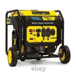 Champion Power Equipment-100520 Champion 8750-Watt Open Frame Inverter Genera