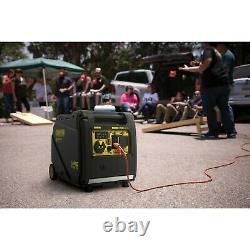 Champion Power Equipment 4500-Watt Portable Inverter Generator with Wireless Rem