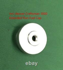 Craftsman 3000 Watt Inverter Generator 6 Gallon Extended Run Fuel System USA