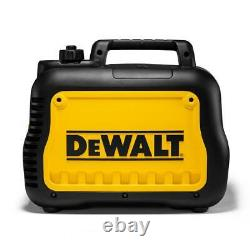 DEWALT 2200i 2200-Watt Gasoline Powered Portable Inverter Generator with 50