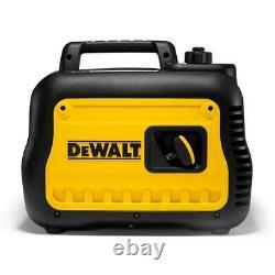 DEWALT DEWALT Ultra Quiet 2200-Watt Inverter Generator with Auto Throttle and
