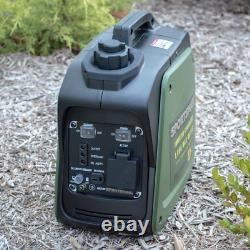Digital Inverter Generator 1000/800-Watt Gasoline Powered Compact Portable Power
