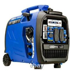 DuroMax XP2300iH 2300 Watt 80cc Dual Fuel Portable Digital Inverter Generator