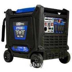 DuroMax XP9000iH 9000 Watt 459cc Dual Fuel Portable Digital Inverter Generator