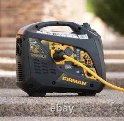 Firman 1700/2100 Watt Inverter Generator W01784