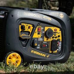 Firman W03383 Whisper Series Inverter Generator, 3300 Running Watts