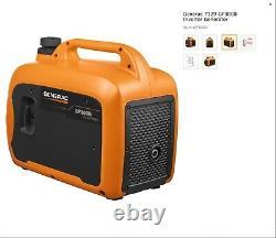 Generac 3,000-Watt Super Quiet Portable RV Ready Gas Powered Inverter Generator