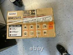Generac 7117 GP2200i 2200 Watt Portable Inverter Generator CSA & CARB Compliant
