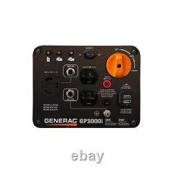 Generac 7129 GP3000i GP Series 2300 Watt Compact Portable Inverter Generator