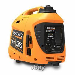 Generac 7671 GP1200i 1200 Watt Portable Inverter Generator, CSA/CARB