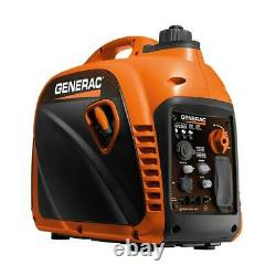 Generac GP2200i 2200-Watt Gasoline Powered Recoil Started Residential