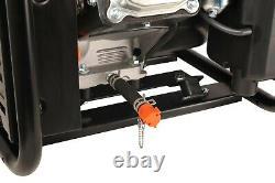 Genkins 4500 Watt Portable Inverter Generator Open Frame Reduce Nosie by 50%