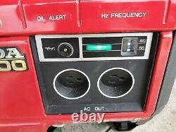 HONDA RX1000,1000 Watt GENERATOR INVERTER excellent workings condition