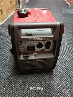 Honda Brand 3000 Watt Generator Model Handi Inverter EU3000i
