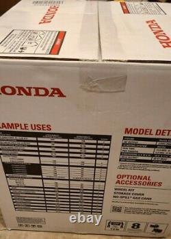Honda EG2800i 2800 Watt Inverter Generator LIGHT QUIET, Brand new in box