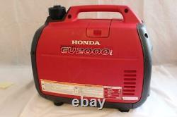 Honda EU2000i 2000 Watt 120V Super Quiet Inverter Generator