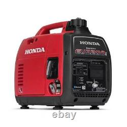 Honda EU2200ITAG 2200 Watt Quiet Gas Portable Inverter Generator with CO Minder