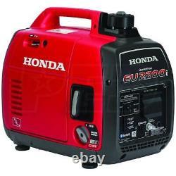 Honda EU2200i 1800 Watt Portable Inverter Generator with Bluetooth & CO-MINDER