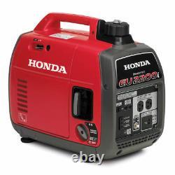 Honda EU2200i 2200-Watt 120-Volt Super Quiet Generator, NO ORDERS TO PUERTO RICO