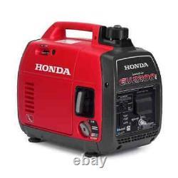 Honda EU2200i 2200 Watt Super Quiet Portable Inverter Generator LIGHTWEIGHT