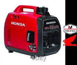 Honda EU2200i Companion 2,200 Watts Inverter Generator EU2200ITAN1