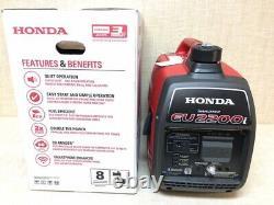 Honda EU2200i Inverter Generator 2200 Watts EU2200i Co-Minder