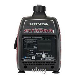 Honda EU2200iTAG 2200 Watt Inverter Generator Super Quiet with BLUETOOTH
