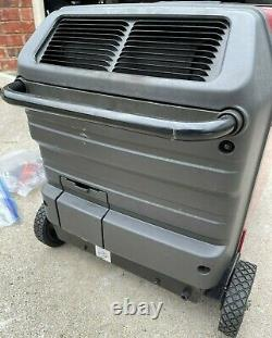 Honda EU3000is 3000 watt 120V inverter generator with Propane kit