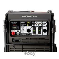 Honda EU7000iS 7,000 Watt Inverter Generator with Electric Start 660270 New