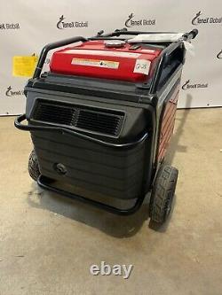 Honda EU7000is 7000 watt 120/240V Inverter Generator Q-25