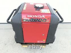 Honda eu3000is 3000 watt Inverter Generator Local Pick-Up Only Central Florida