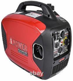 JEGS 81963 Inverter Generator 2000 Watts