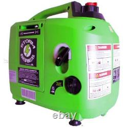 LIFAN Energy Storm 700-Watt 40cc Gasoline Powered Inverter #ESI860i-CA