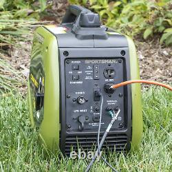 Manufacturer Refurbished 2200 Surge Watts Dual Fuel Portable Inverter Generatorn