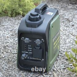 Manufacturer refurbished 1000 Surge Watts Gasoline Portable Inverter Generator